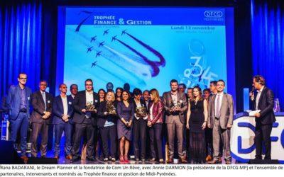 À quoi rêve la lauréate du Trophée finance et gestion de Midi-Pyrénées ?