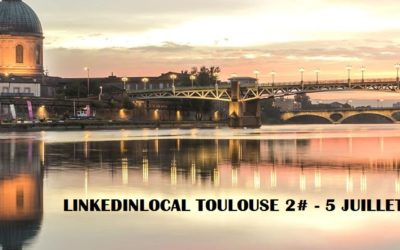 Com Un Rêve in conference with LinkedIn Local Toulouse on 5 of July!