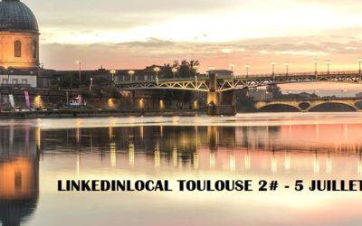Com Un Rêve en conférence avec LinkedIn Local Toulouse le 5 juillet !